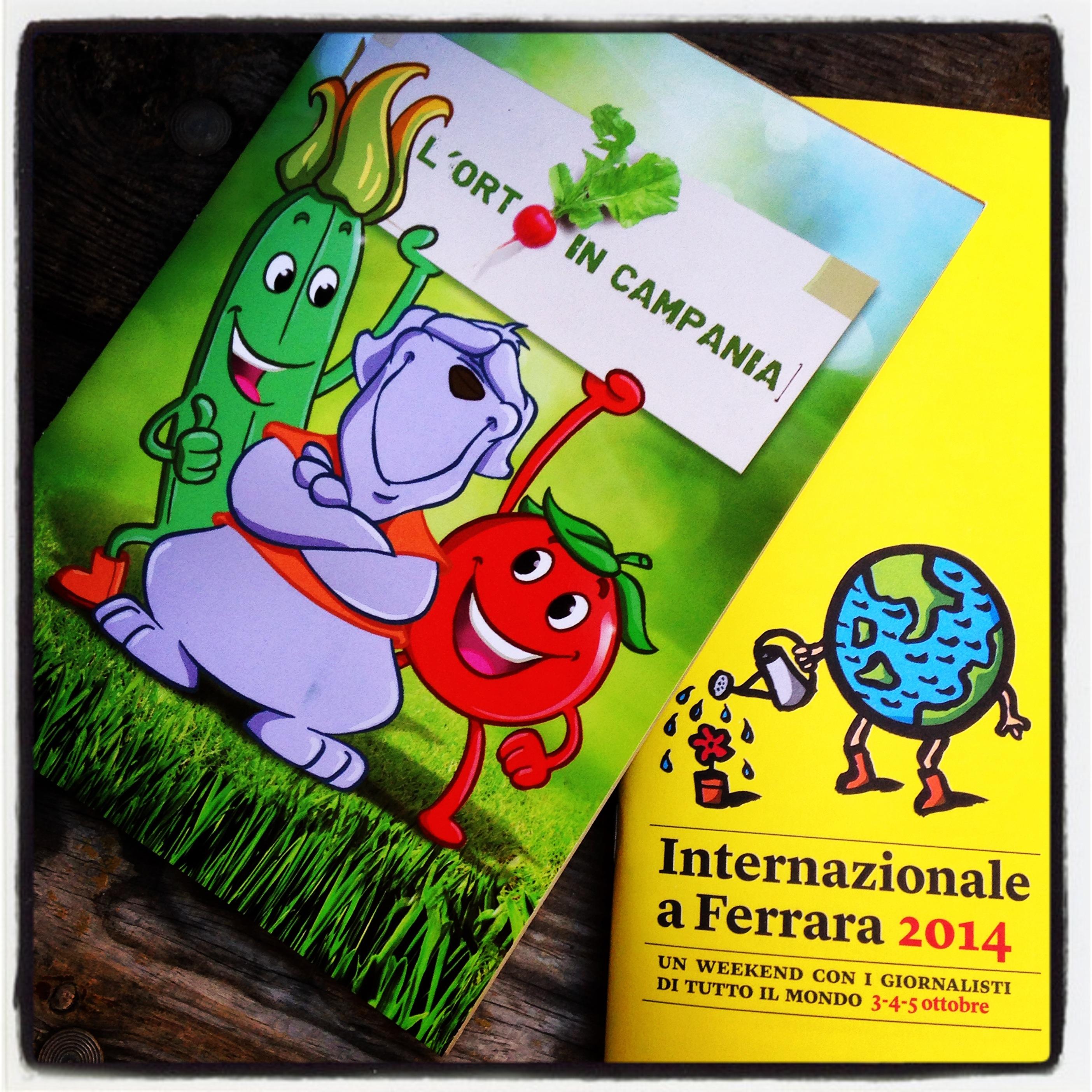 L'Orto in Campania a Internazionale